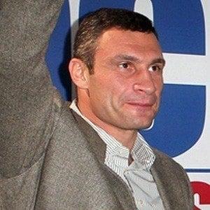 Vitali Klitschko 5 of 5