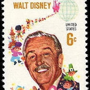 Walt Disney 6 of 7