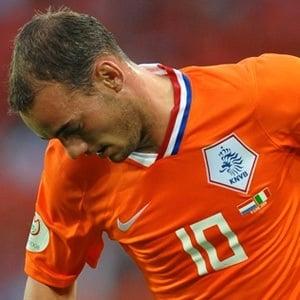 Wesley Sneijder 2 of 2