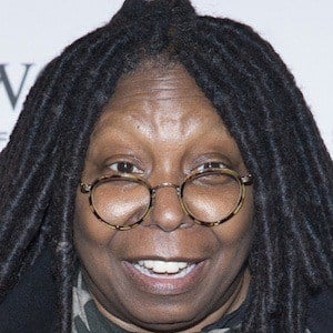 Whoopi Goldberg 9 of 10