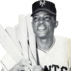 Willie Mays 3 of 4