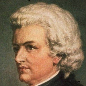 Wolfgang Amadeus Mozart 4 of 10