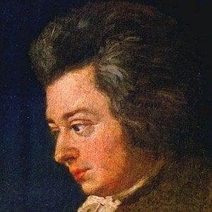Wolfgang Amadeus Mozart 5 of 10