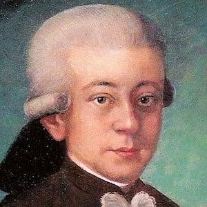 Wolfgang Amadeus Mozart 7 of 10