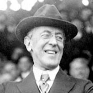 Woodrow Wilson 5 of 6