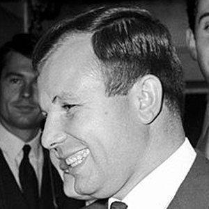 Yuri Gagarin Headshot 4 of 4