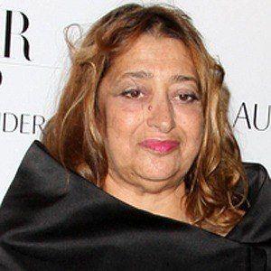 Zaha Hadid 2 of 3