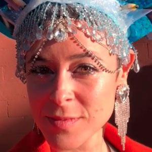 Zaria Forman Headshot 4 of 4