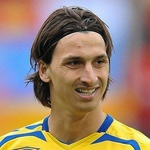 Zlatan Ibrahimovic 3 of 7