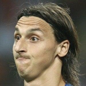 Zlatan Ibrahimovic 9 of 10