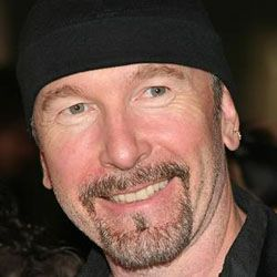 Dave The Edge Evans