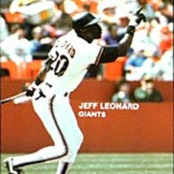 Jeffrey Leonard