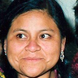 Rigoberta Menchu