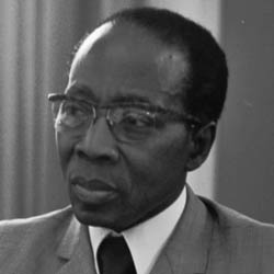 Leopold Senghor facts